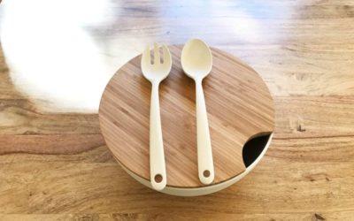 Environmental Benefits of Bamboo Salad Bowls Over Traditional Bowls